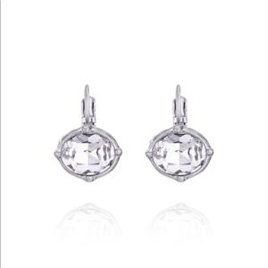 Chloe + Isabel Brilliant Crystal Earrings!